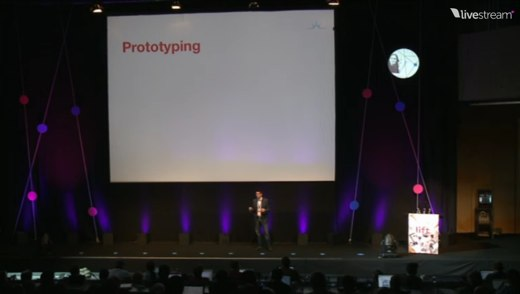 Alex Osterwalder on Lift 11_ Geneva - live streaming video powered by Livestream