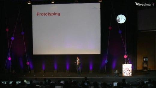 Alex Osterwalder on Lift 11_ Geneva - live streaming video powered by Livestream